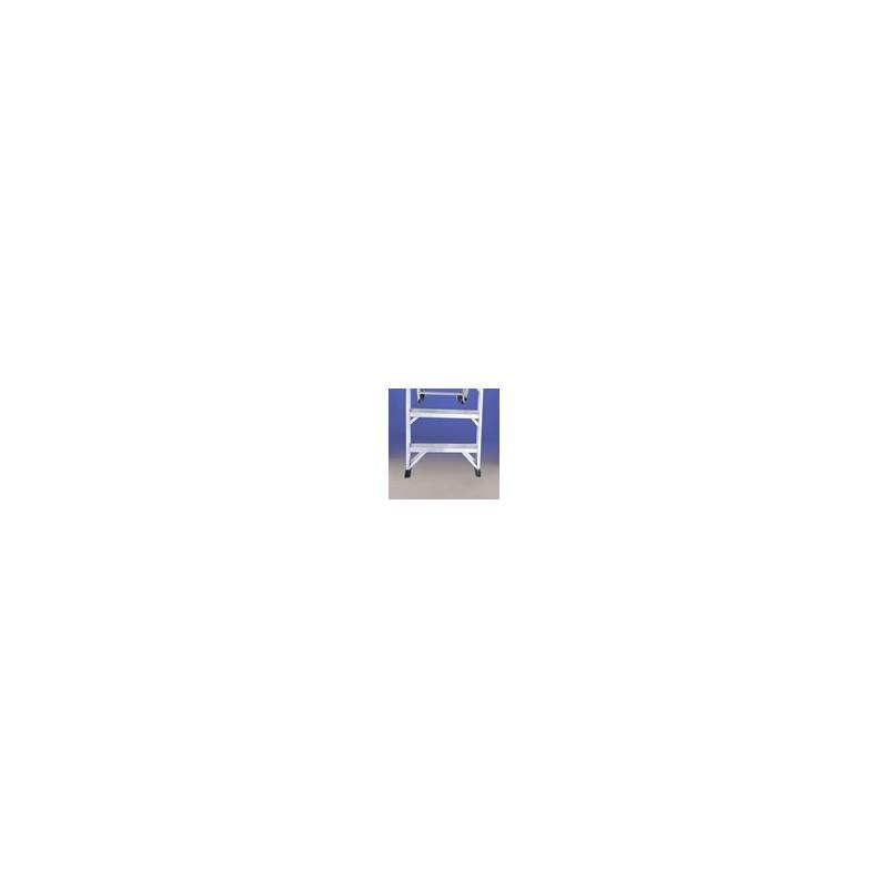 plateforme de travail individuelle roualnte avec barreau pir. Black Bedroom Furniture Sets. Home Design Ideas