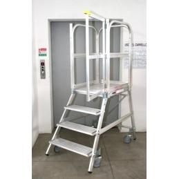 Escalier de rayonnage PALCO