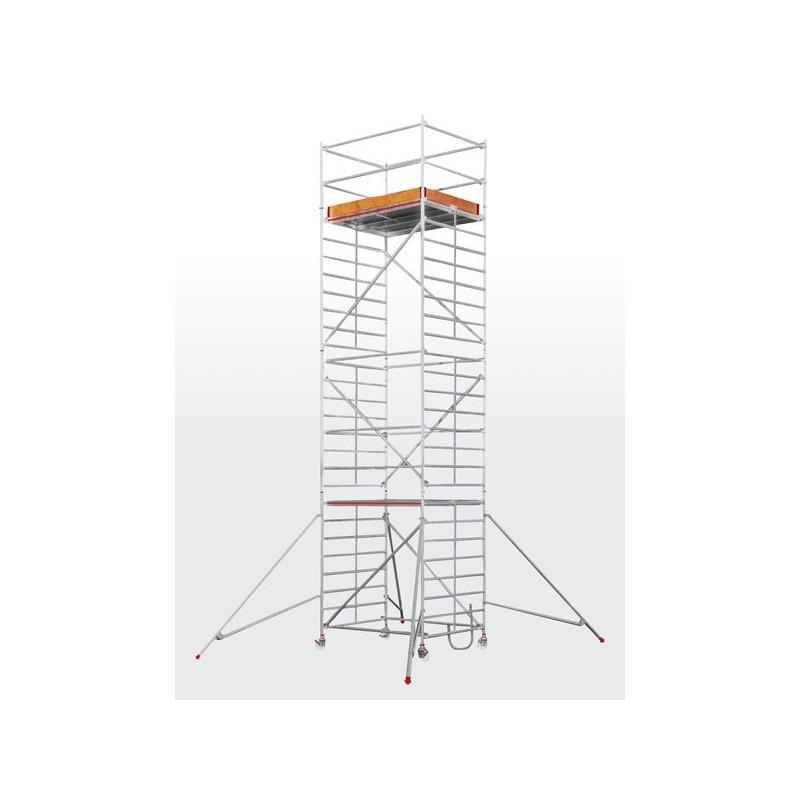 Echafaudage roulant SC60 - plateforme 1,50 x 1,90 m